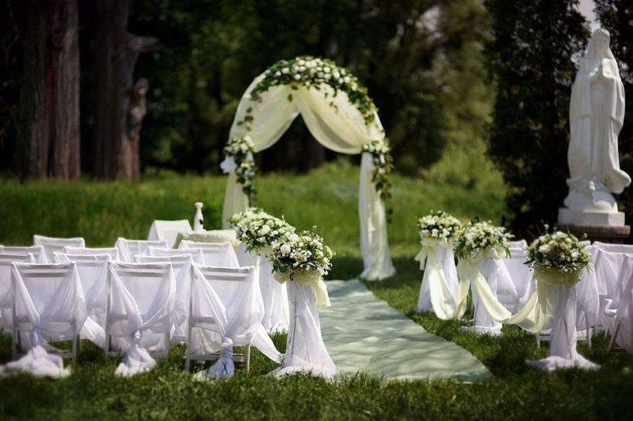 Сложности и привилегии выездной церемонии